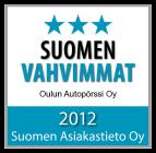 Suomen vahvimmat